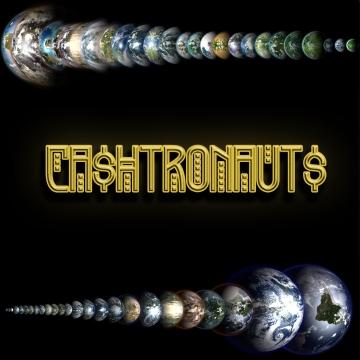 Cashtonauts All Black planets